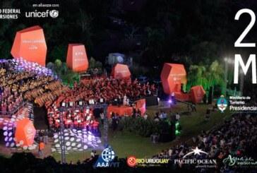 """""""Iguazú en Concierto 2015"""" Dal 25 al 30 Maggio alle Cascate di Iguazu in Argentina"""