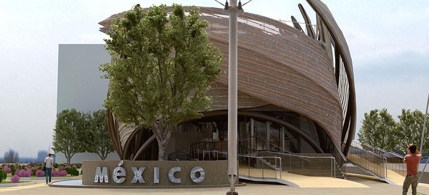 Expo 2015: Messico, il seme per un mondo nuovo, cibo, diversità ed eredità