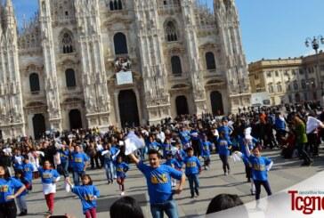 """Milano: Flash Mob """"Sueños de Gloria""""!"""