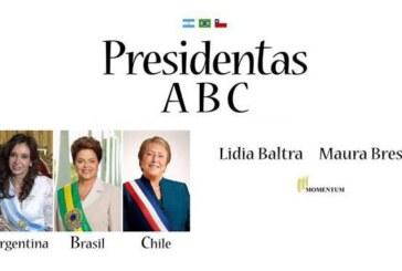 """Annullata la presentazione del libro """"Presidentas ABC"""", prevista per lunedì 23 marzo alle ore 17.00"""