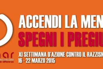 """ROMA: """"Accendi la mente, spegni i pregiudizi""""."""