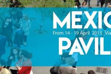 """""""Mexican Pavilion"""" presente en la Milano Design Week"""