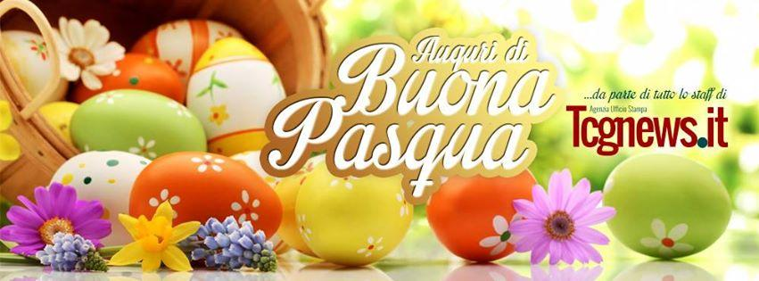 Auguri di Buona Pasqua dalla redazione di Tcgnews.it