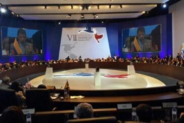 Con históricos encuentros culmina la VII Cumbre de las Américas
