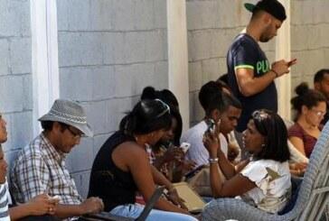 CUBA TIENE SU PRIMER PUNTO WIFI GRATUITO