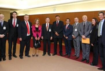 El gobernador del estado de Yucatán, inauguró en Milán vuelo directo a Mérida