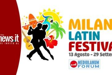 PRIMA EDIZIONE DEL MILANO LATIN FESTIVAL