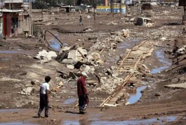 CILE: DISASTROSO ALLUVIONE CON VITTIME E DISPERSI