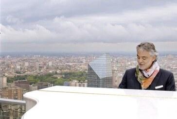 Andrea Bocelli e il Coro e l'Orchestra del Teatro alla Scala