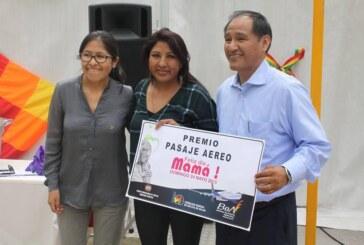BOLIVIANOS FESTEJARON EL DÍA DE LA MADRE EN BERGAMO