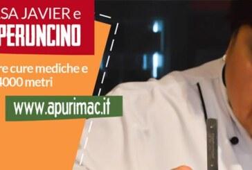 PEPERUNCINO: Apurimac Onlus colorerà l'Italia di rosso dal 6 e 7 giugno 2015