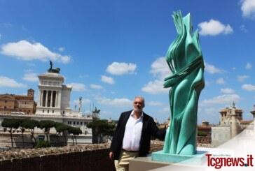"""Dall'Antichità alla modernità con le sculture di Pablo Atchugarry """"Citta Eterna, eterni Marmi"""""""