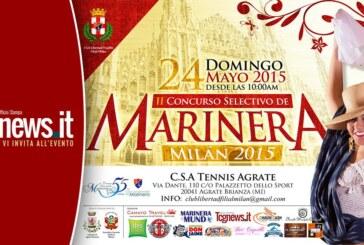 Programa Oficial Fiesta de la Marinera en Milán