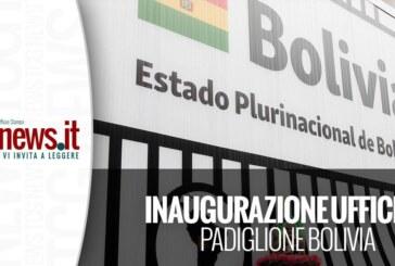 Inaugurazione ufficiale, padiglione Bolivia Expo 2015 Milano