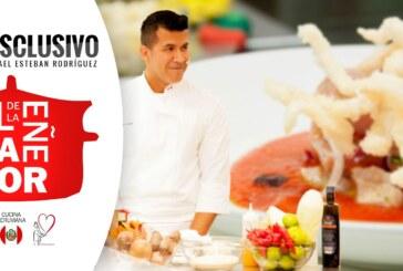 El Sabor de la Ñ: Presenta la gastronomia del Perù