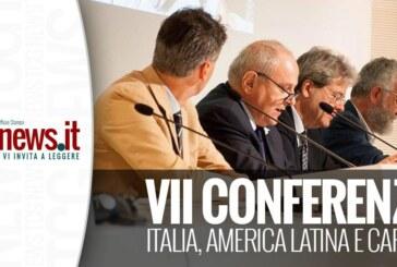 Conclusione VII CONFERENZA ITALIA, AMERICA LATINA E CARAIBI