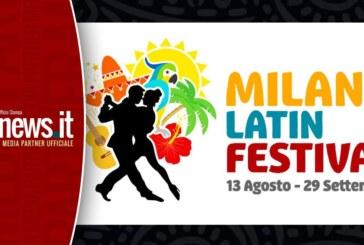 Tcgnews.it è media partner della prima edizione del Milano Latin Festival
