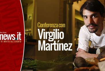 """Conferenza con Virgilio Martínez – """" La cucina e la biodiversità"""""""