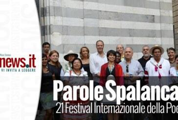 """Genova Tcgnews – 21 Festival Internazionale della Poesia """" Parole Spalancate"""""""