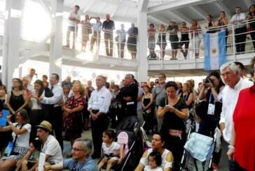 Argentinos celebran día de la Independencia en la Expo Milán 2015