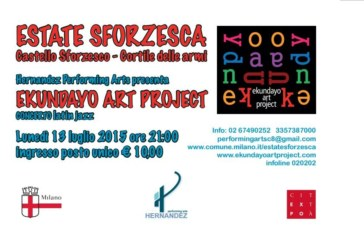 Hernandez Performing Arts presenta EKUNDAYO ART PROJECT CONCERTO latin jazz