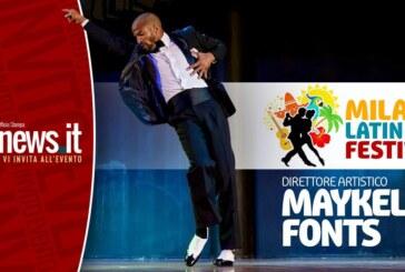 MAYKEL FONTS E' IL DIRETTORE ARTISTICO DEL MILANO LATIN FESTIVAL