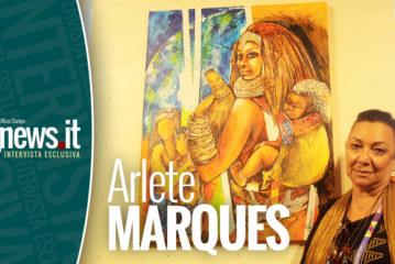 Entrevista com a artista plástica Angolana Arlete Marques