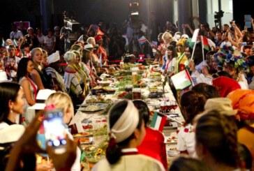 Con la Tavola del Mondo, le donne di tutto il mondo hanno nutrito Expo Milano 2015
