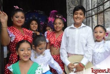 """Fiestas del Perú ó Fiestas del """"Intihuatana"""" en la Ciudad de Génova"""