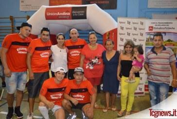 Génova: Concluyó el Primer Torneo de Ecuavolley