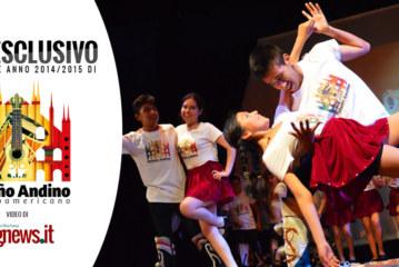 Saggio di fine anno 2015 di Retoño Andino Latinoamericano