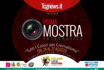 Agenzia Tcgnews: a Milano una mostra fotografica per raccontare i colori dell'America Latina  in Italia