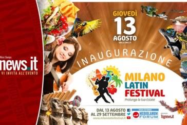 MILANO LATIN FESTIVAL I edizione – Dal 13 agosto al 29 settembre 2015 ti aspetta al Forum di Assago