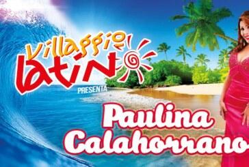 Villaggio Latino: Paulina Calahorrano animerà la festa dedicata all'Ecuador