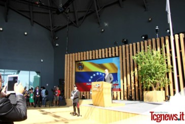 Venezuela celebra su día Nacional en la Expo Milán 2015