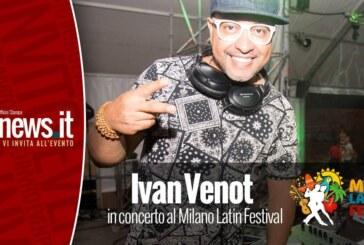 Ivan Venot in Concerto al Milano Latin Festival il 1 settembre 2015