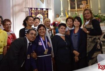 La Hermandad del Señor de los Milagros de Génova cumple XXIV aniversario de confraternidad