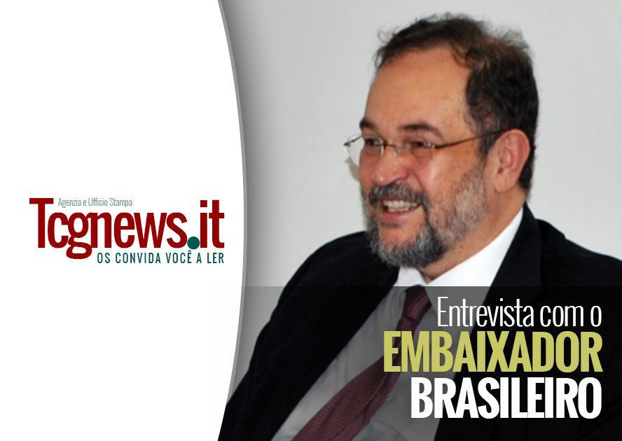 Entrevista com o embaixador brasileiro