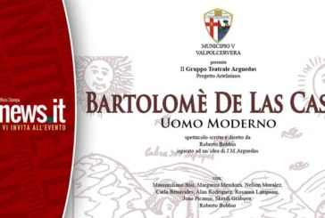 Bartolomè de las Casas – Uomo Moderno: Il gruppo teatrale Arguedas va in scena a Genova