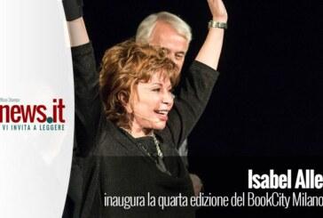Isabel Allende inaugura la quarta edizione del BookCity Milano 2015