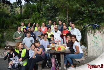 GENOVA: SAN PIER D'ARENA E LA GIORNATA ECOLOGICA ENTUSIASMANTE!