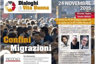 Dialoghi di vita buona, Milano metropoli d'Europa