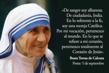 Madre Teresa di Calcutta sarà Santa durante il Giubileo
