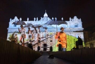 VIDEO | Fiat Lux, la proiezione del creato su San Pietro
