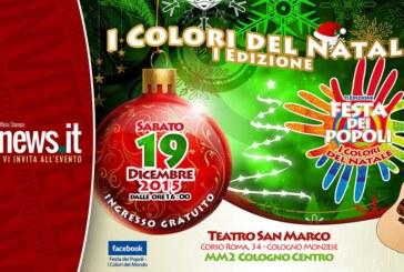 Festa dei Popoli – I Colori del Natale a Cologno Monzese