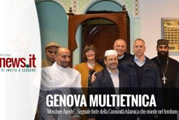 """Genova Multietnica: """"Moschee Aperte"""", Segnale forte della Comunità Islamica che risiede nel territorio genovese"""
