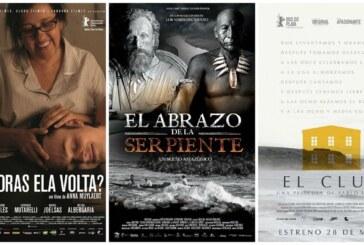 13 las películas latinoamericanas candidatas al Oscar como mejor película en lengua extranjera