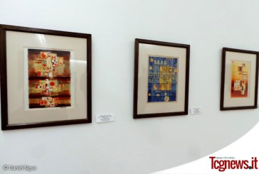 Artistas uruguayos presentan una exposición de arte abstracta en Milán
