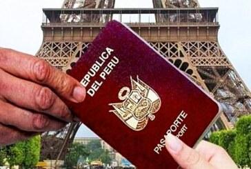 Peruanos podrán viajar a Europa sin visa Schengen desde marzo del 2016