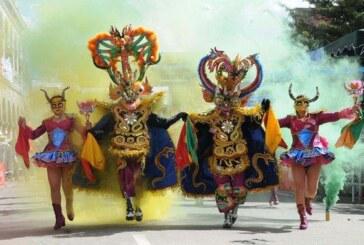 Video del carnaval boliviano bate récord de visualizaciones